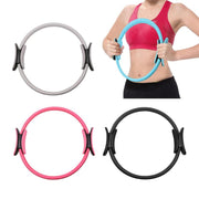 Yoga Circle Dual Grip Yoga Pilates Ring Body Building