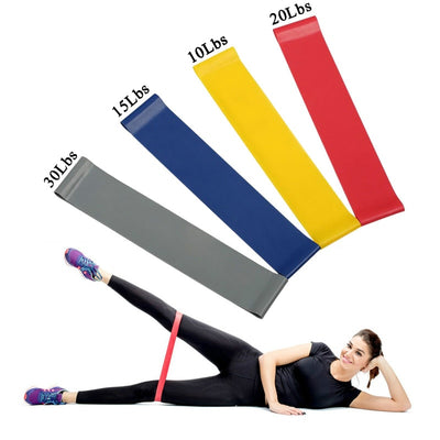 Yoga Resistance Rubber Bands Fitness Equipment