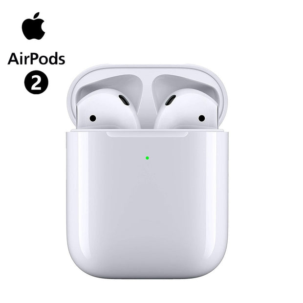 Headphones Apple AirPods 2 with wireless charging