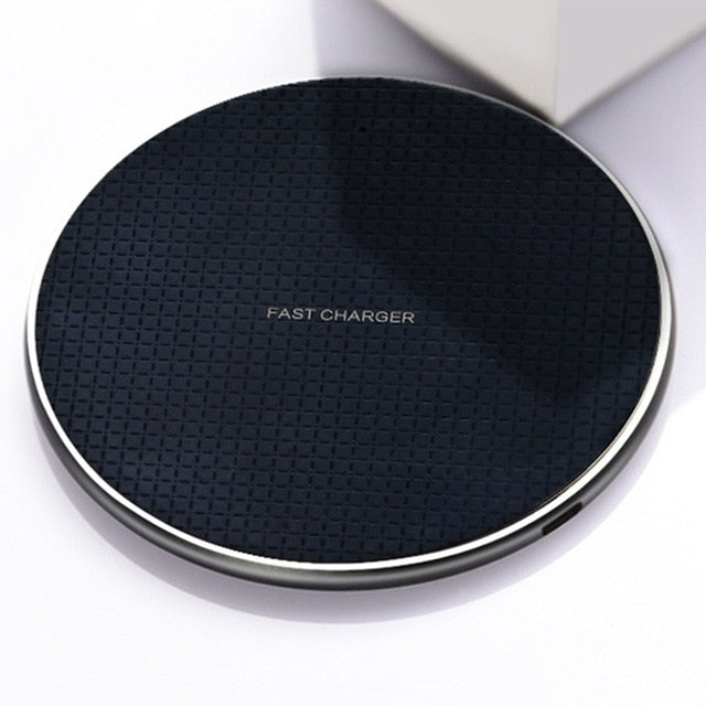 Wireless Charger Receiver Fast Charging For IPhone Xs Max X 7 8 6s Plus Samsung Huawei P20 Pro Lite Wireless Charger 10W/7.5W/5W