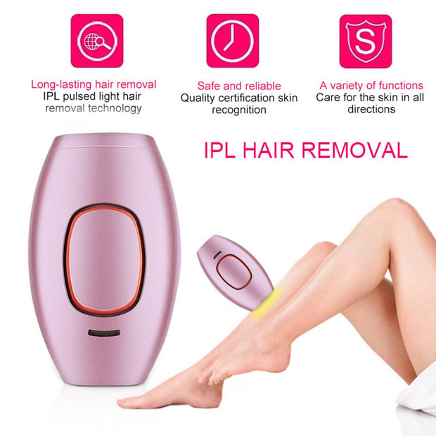 IPL Depilatory Home Hold Laser Mini Epilator Permanent Hair Removal