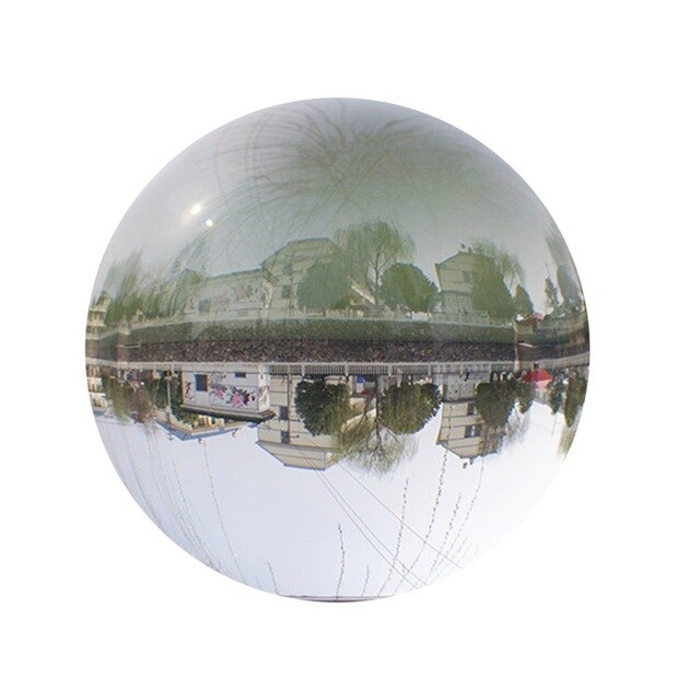 Glass Crystal Healing Ball Photography Lens Ball Sphere Decoration