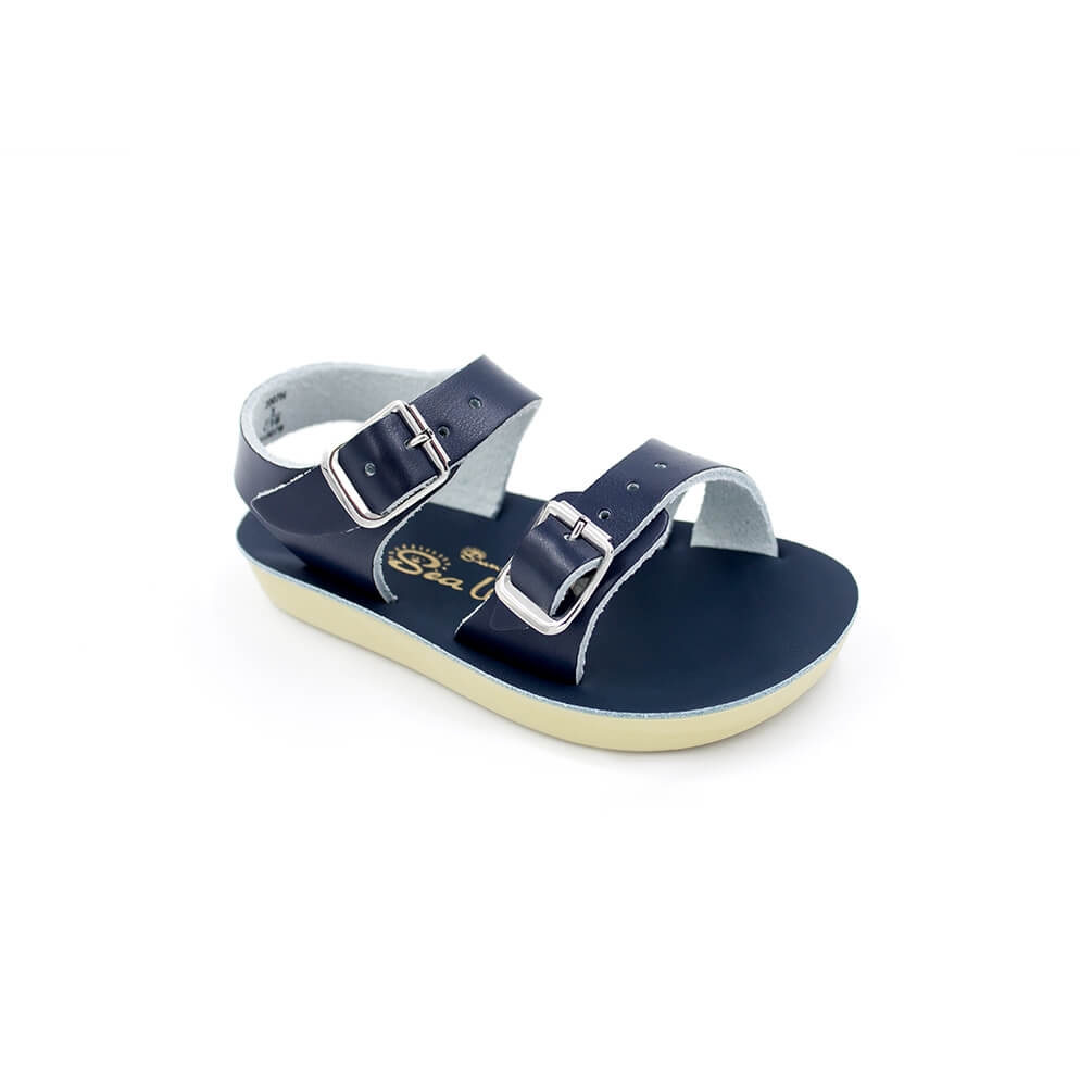 Navy Sea Wee Sandals