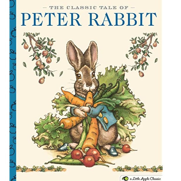 The Classic Tale of Peter Rabbit - Hard Cover