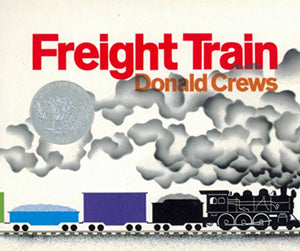 Freight Train - Hard Cover