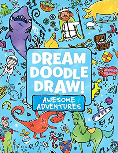 Dream Doodle Draw! Awesome Adventures