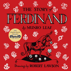 The Story of Ferdinand - Board Book