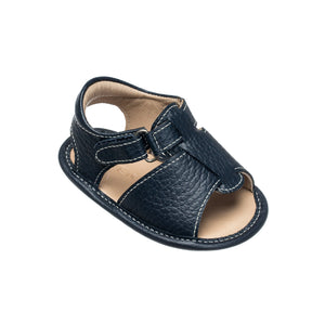 Navy Boy Sandal