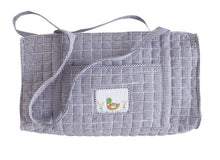 Load image into Gallery viewer, Quilted Duffle Bag