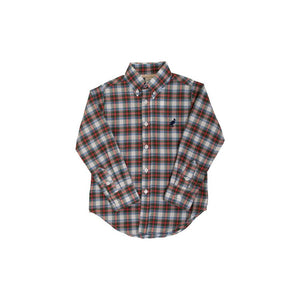 Dean's List Dress Shirt - Tillingham Tartan
