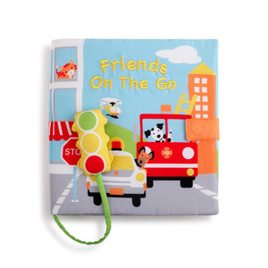 Friends On The Go Book Soft Musical Book