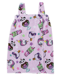 Funimals Shower Wrap