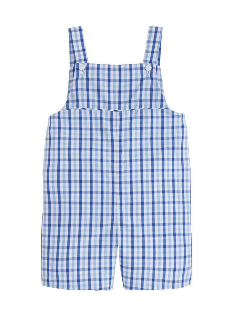 Seaside Plaid Hampton Shortall