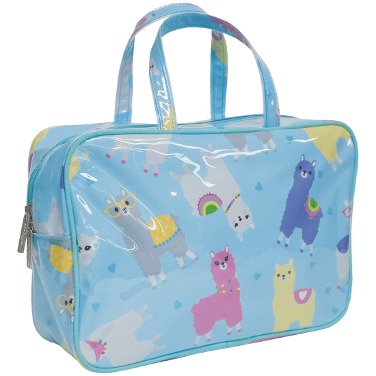 Llama Large Cosmetic Bag