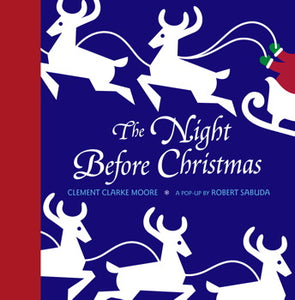 The Night Before Christmas Pop Up