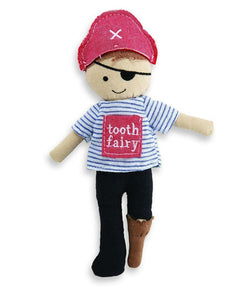 Pirate Tooth Fairy Doll