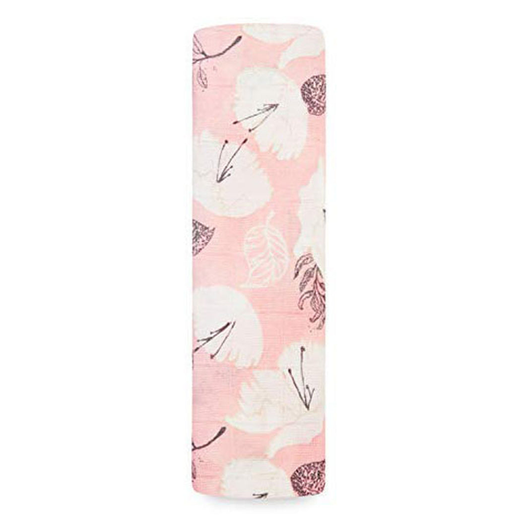 Silky Soft Swaddle - Petals