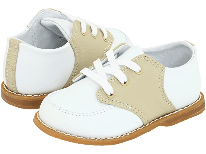Conner White & Tan Saddle Shoes