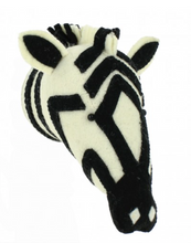 Load image into Gallery viewer, Zebra Head