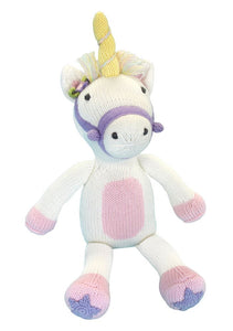 "Twinkle The Unicorn 14"" Doll"