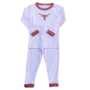 Longhorn Applique Long Pajama