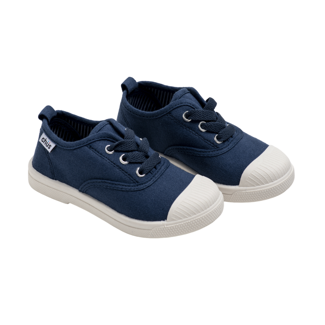 Navy Dylan Shoes