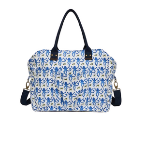 Blue Monkey Weekender Bag