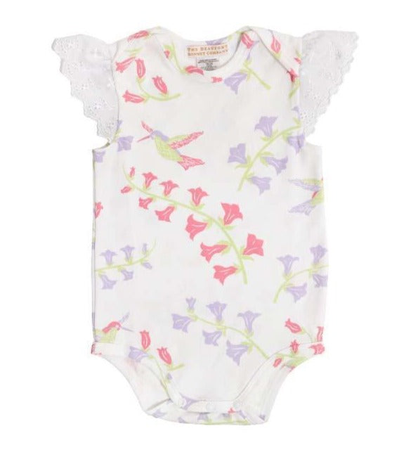 Wendy Onesie Harbour Island Hummingbird