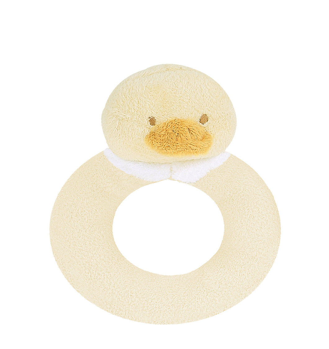 Ducky Ring Rattle