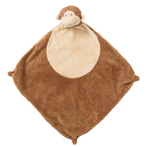 Dark Brown Monkey Blankie