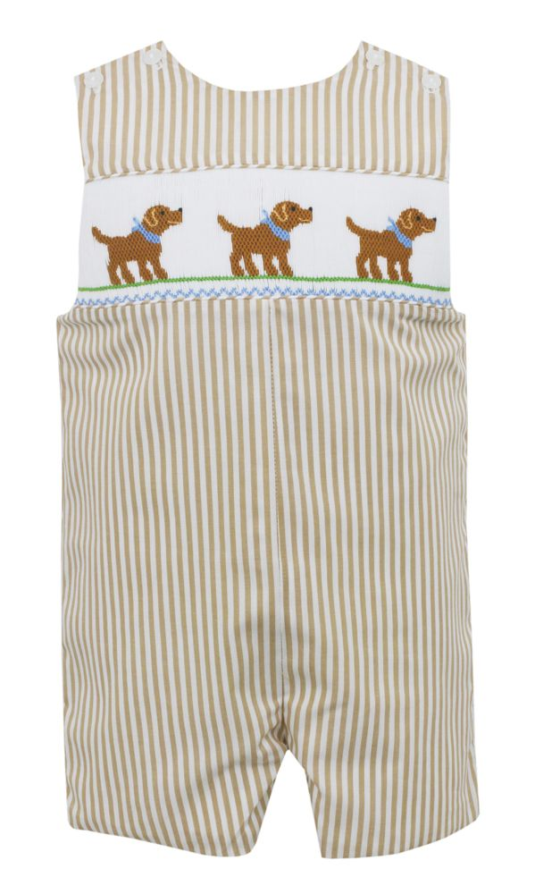Puppies Jon Jon Khaki Stripe