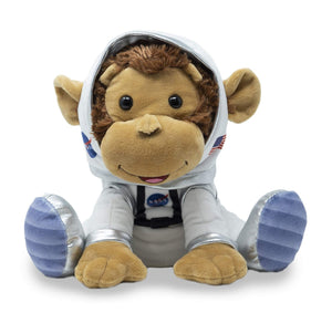 Astro The Monkey Animated Stuffed Animals