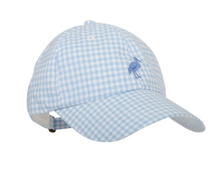Covington Cap Buckhead Blue With Stork