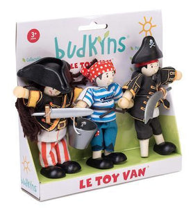 Budkins Pirate Set