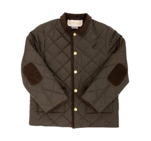 Caldwell Quilted Coat - Montague Moss