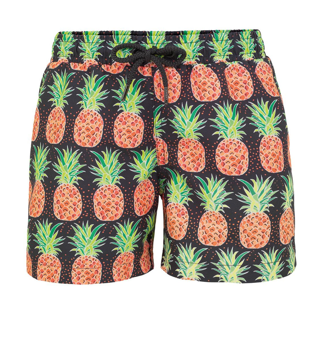 Crazy Pineapple Swim Shorts