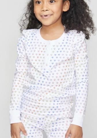 Disco Hearts Pajama Set