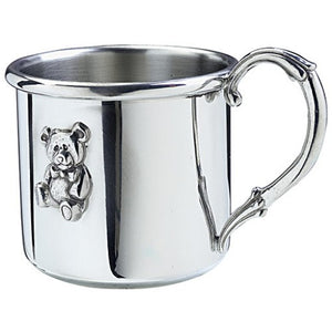 Pewter Easton Cup with Teddy