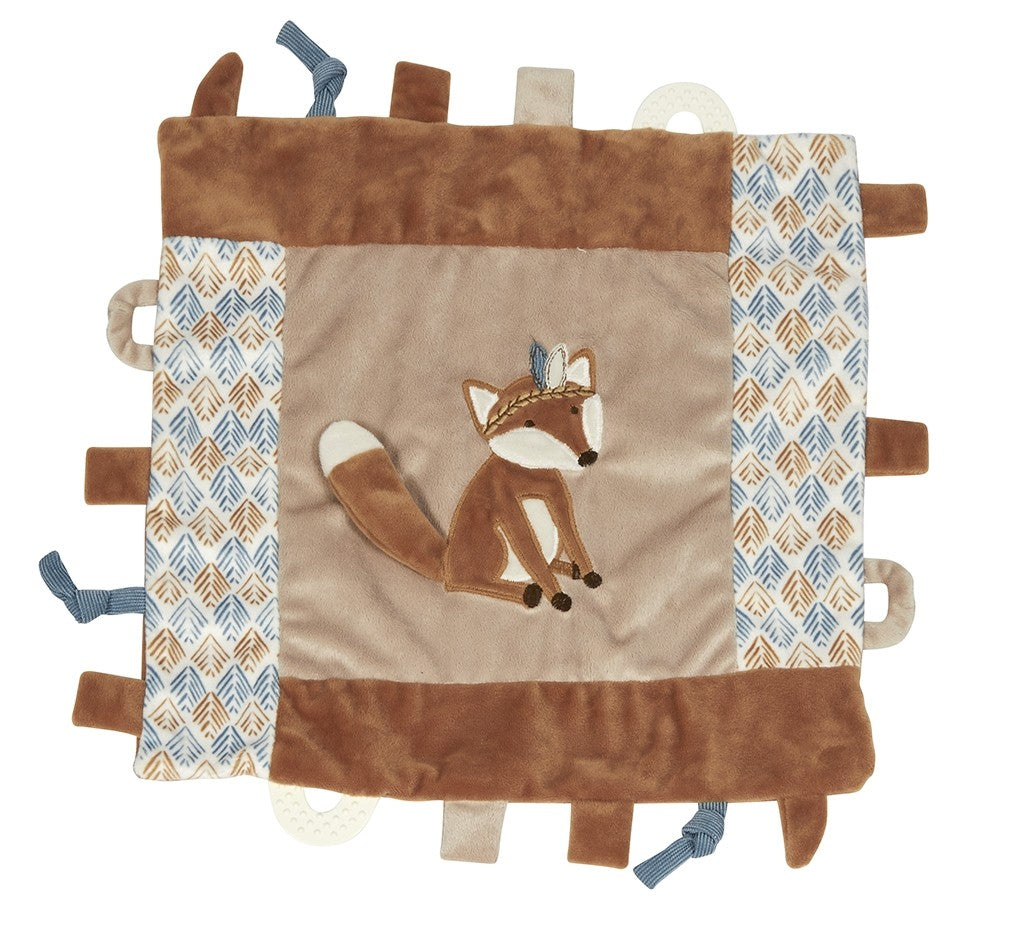 Phil the Fox Multifuntion Blanket