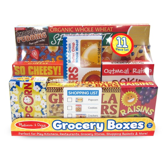 Grocery Boxes