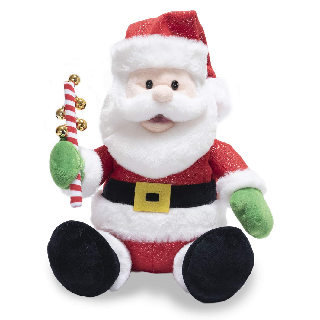 Jingling Santa Animated Holiday Musical