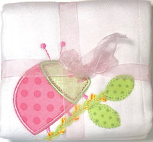 Load image into Gallery viewer, Applique Burp Pads - Assorted
