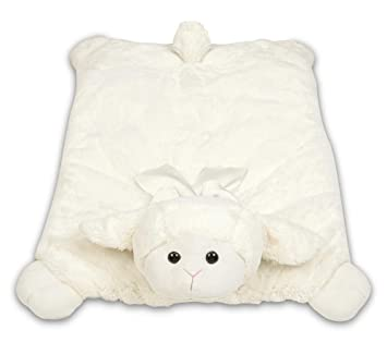 Lamby Belly Blanket