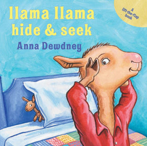 Llama Llama Hide & Seek - A Lift the Flap Book