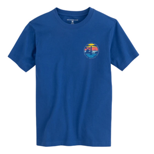 Blue Cove Short Sleeve Lighthouse T-Shirt