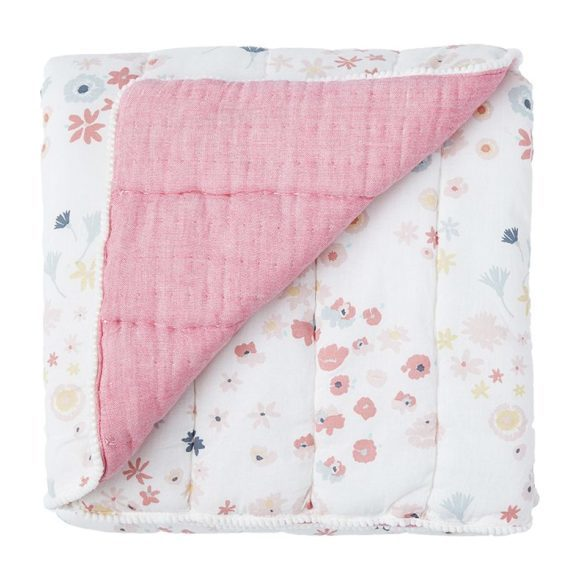 Meadow Quilted Blanket