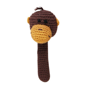 Monkey Stick Rattle
