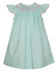 Mint Angel Sleeve Bishop