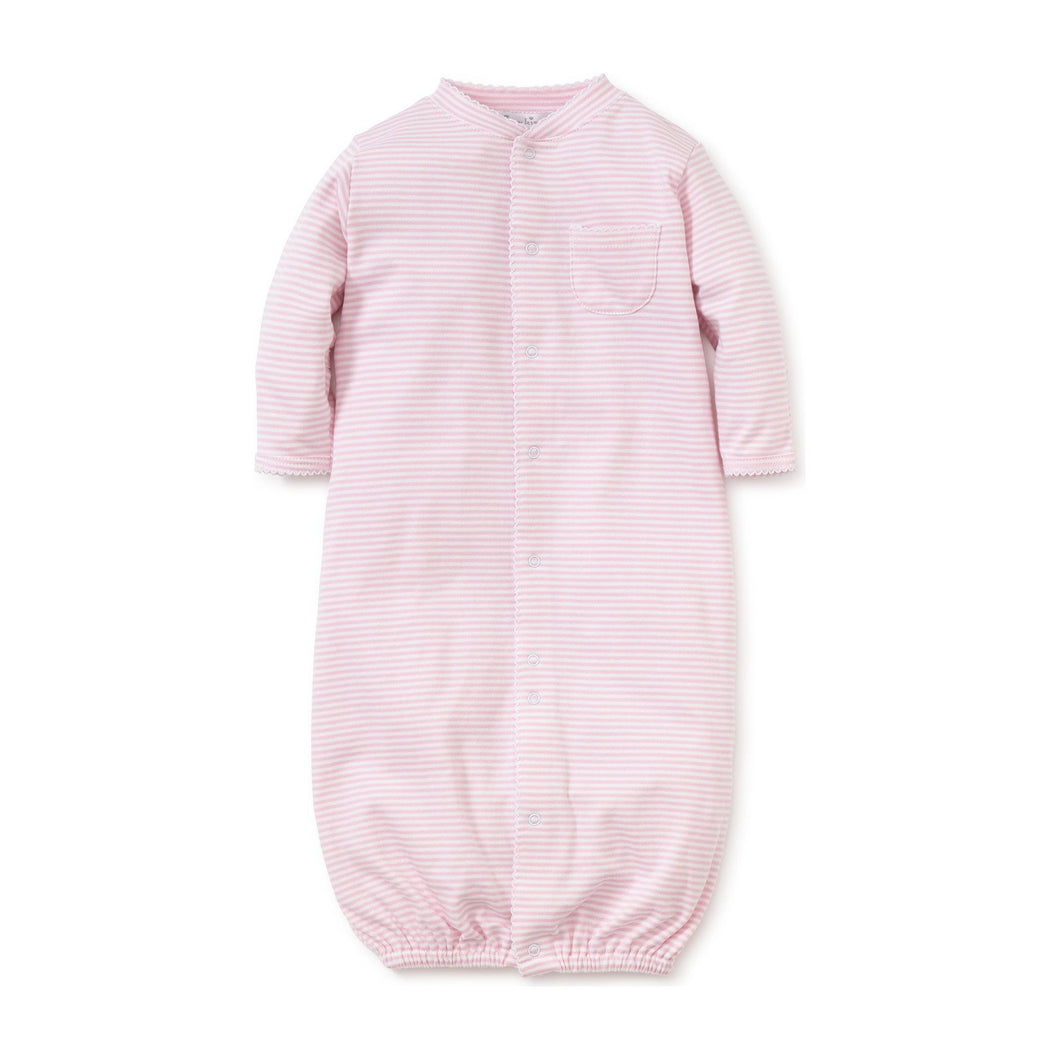 Stripes Converter Gown - Pink
