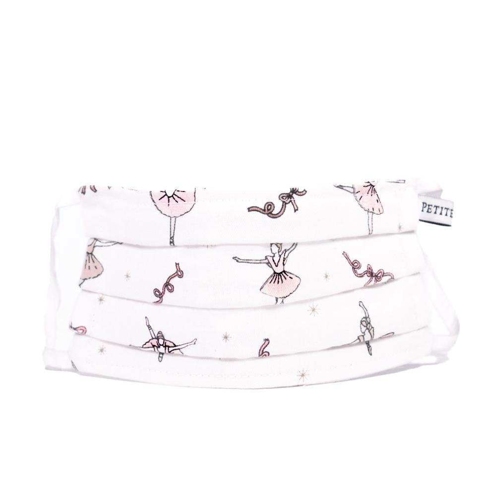 Children's Face Mask - Sugar Plum Fairy